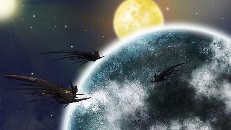 Первый приход Рептилоидов на Землю Первая волна Хроники Земли