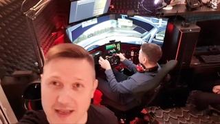 Симрейсинг Туса В КАЗАНИ: в гостя у Рыкова - Гидроген, Феликс и Грешнов!