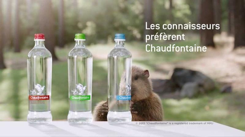 CHAUDFONTAINE SPOT TV 2013 Les Castors The Tasters