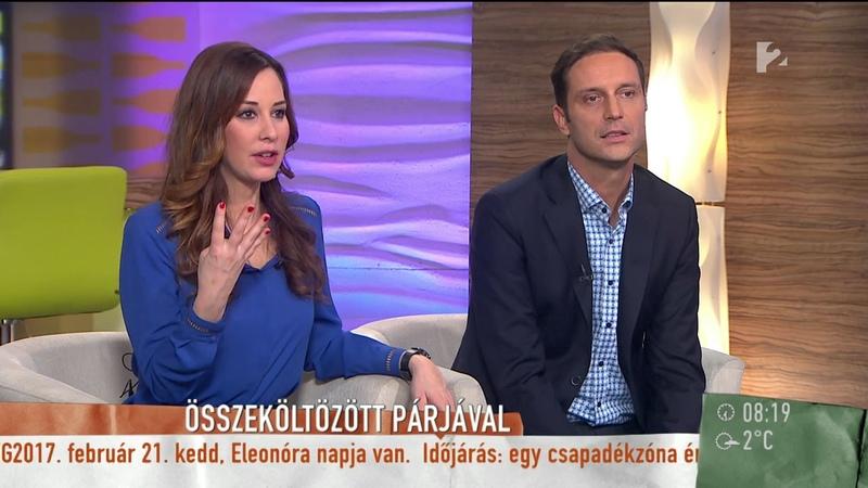 Janza Kata a párkapcsolatáról ˝Csak annyit kértünk, ne bántsanak minket!˝ - tv2.humokka