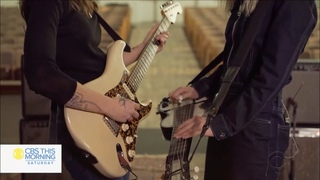 Larkin Poe - Back Down South (Live from CBS This Morning Saturday Sessions)