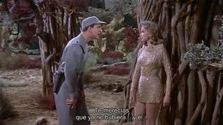 Planeta prohibido (Forbidden Planet) de Fred M. Wilcox (1956)
