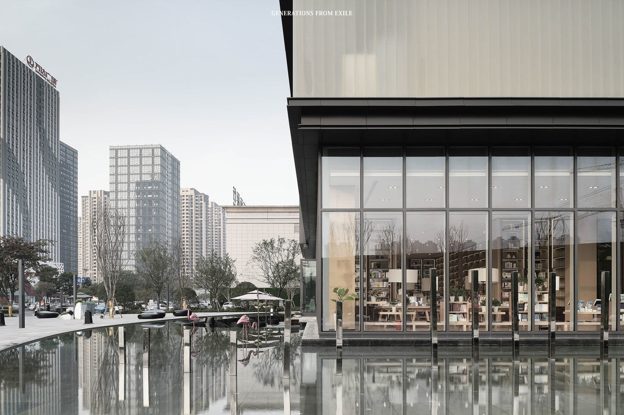 Genius Loci of Cable Factoryby by Waterlily Studio