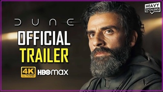 DUNE 2021 Official Trailer   Warner Bros & HBO Max Premiere   4K Teaser #2