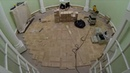Time Lapse Installation of Versailles Weave Parquet Flooring
