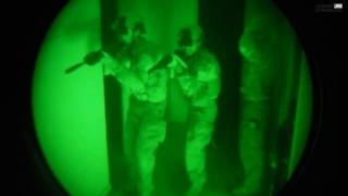 2REP 1CIE. Обучение специализации роты - боевые действия в городе.