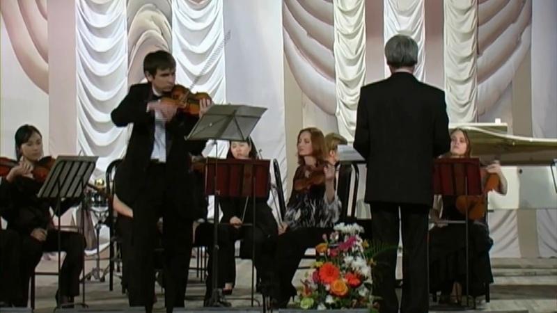 Оркестровые сочинения. Студенты-композиторы МаГК.