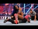 SB_Group| Саша Бэнкс против Аски (Часть 1) — матч за Женское Чемпионство RAW: Ро, Июль 27, 2020