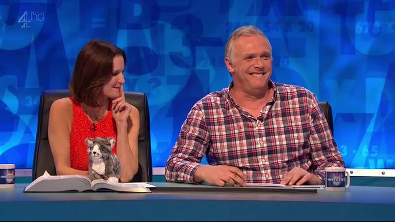 8 out of 10 Cats does Countdown 7x04 (29.05.2015)