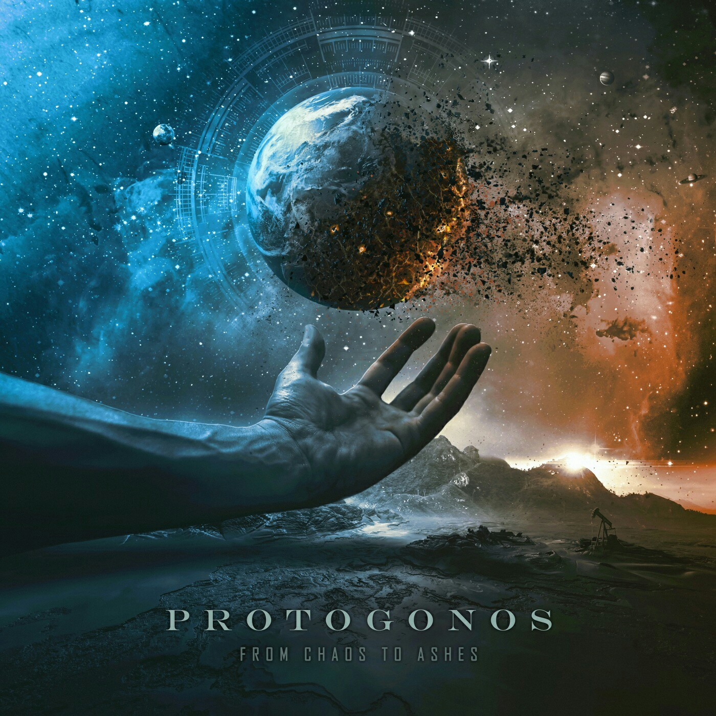 Protogonos - From Chaos To Ashes (2019)