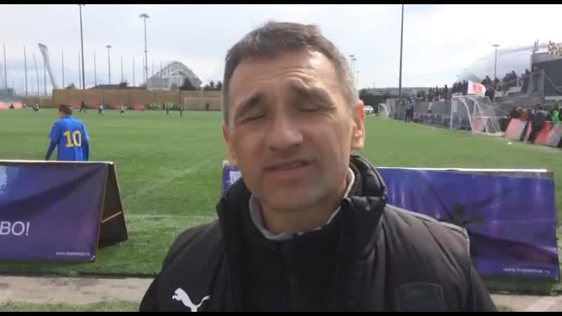 Станислав Суржко, тренер краснодарского филиала Академии «Краснодара», 2008 г.р.