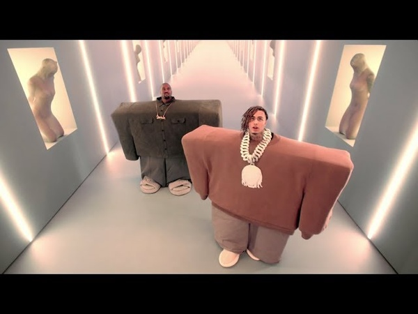 Kanye West Lil Pump ft. Adele Givens - I Love It [КЛИП] клип_vpzvod KanyeWest LilPump