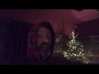Merry Christmas by Michael Sheen.