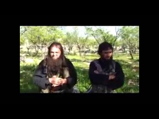 Сирия \ Обращение Абу Ханифы (sharhsunna) и амира Абу Баната.
