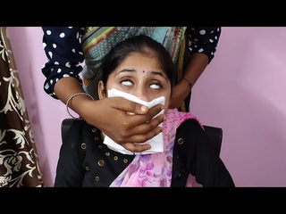 Chloroform Act | Chloroform Video in Saree | Social Awareness | Don't Use Chloroform for Bad Work
