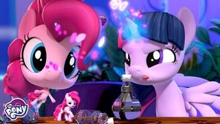 My Little Pony   Twilight Sparkle's Potion Challenge    'Hello Pinkie Pie' Ep.9