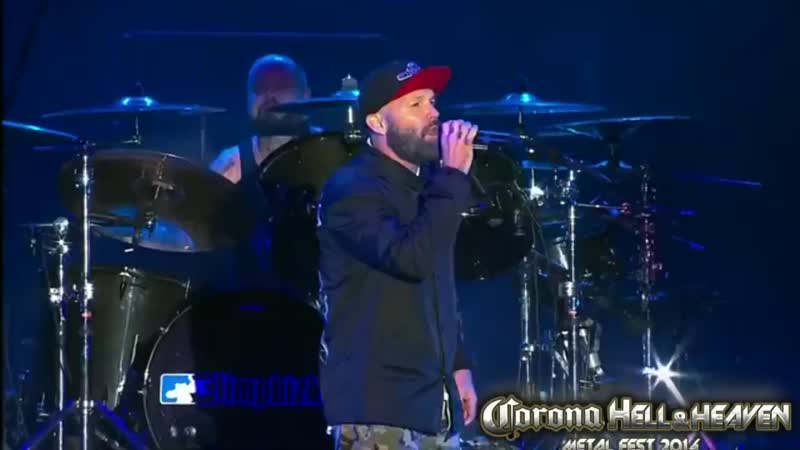 Limp Bizkit My Generation Live at Hell and Heaven 2014 Mexico City Official Pro Shot