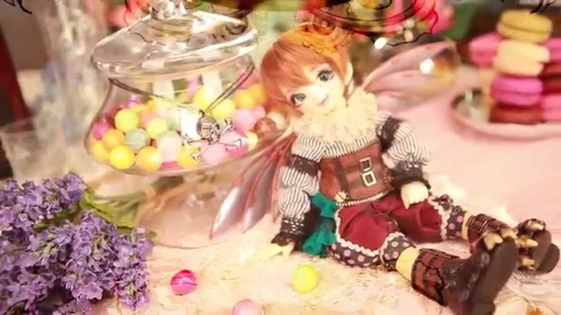 Fairy Land [STEAM AGE] LittleFée Pongpong ver.2 Preview and Alice teaser (FHD)