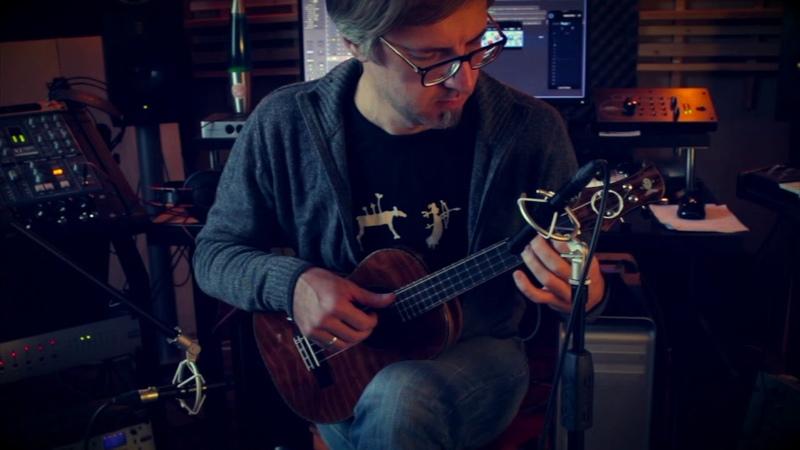 Демо-запись укулеле тенора из Секвойи и Мирта