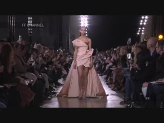 Elie Saab - Haute Couture Spring Summer 2019 Full Show - Exclusive
