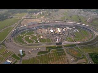 Chopper (blimp) camera - Charlotte - Round 08 - 2020 NASCAR Cup Series
