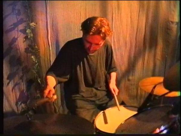 1999 Чернозём Концерт в театре Четыре Стены Москва 1 мая 1999. Часть 1.