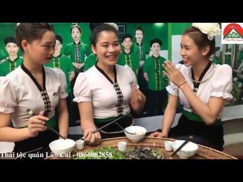 Gái thái ăn Nậm pịa Phân non dê châu Đặc sản dân tộc Thái смотреть онлайн без регистрации