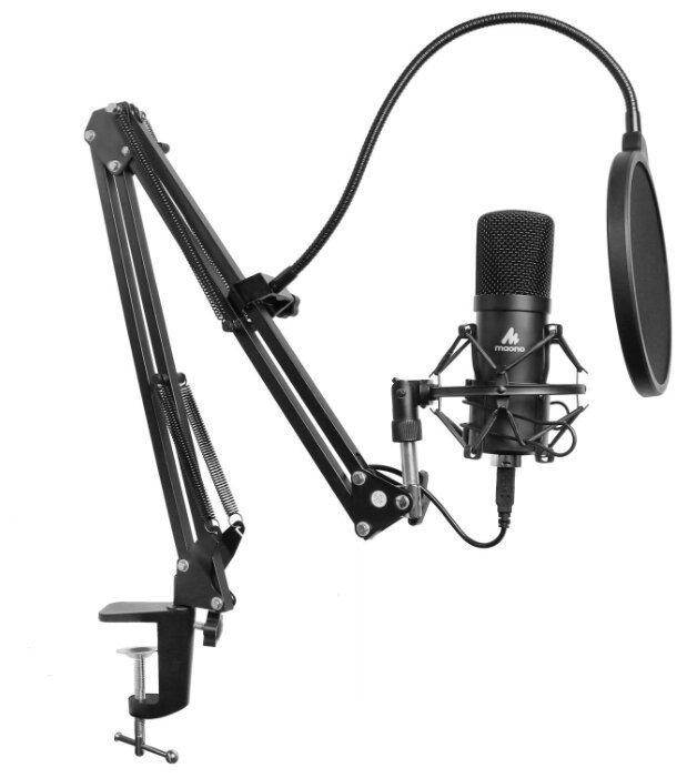 Конденсаторный микрофон -