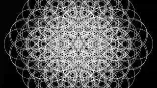 Динамический орнамент - медитация на основе Цветка Жизни