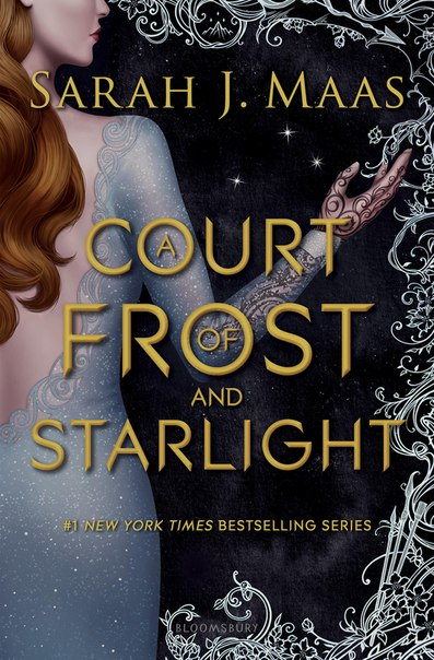A Court of Frost and Starlight (A Court of Thorns and Roses #3.1)