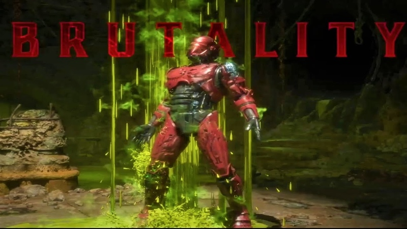 Mk11 New Secret Stage Brutality And How To Do It Read Description