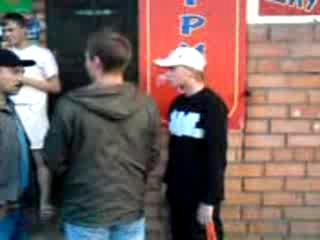 Игорь Николаев и его банда наказывает неверных