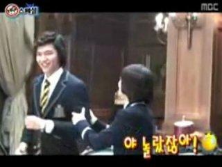 Lee Min Ho & Goo Hye Sun - Cute, sweet n' adorable moments