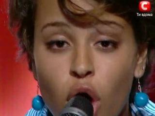Сюзанна Абдулла Halo Beyonce Cover Х фактор Украина