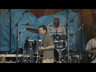 Papa Grows Funk at 2008 New Orleans Jazz & Heritage Festival