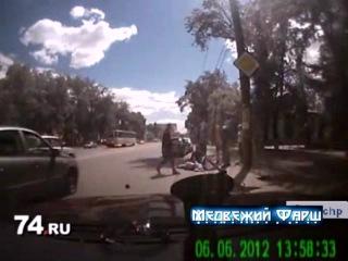 13-летняя Настя Лебедева скончалась в больнице спустя двое суток после трагического ДТП в центре Челябинска