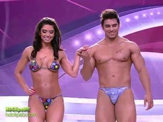Бодиарт. Бразильское телешоу