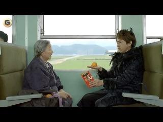 Японская реклама шоколадных палочек Pocky