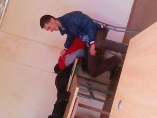 Жупник заснув на уроці