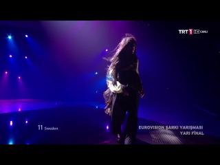 Евровидение Швеция 2012 1 место