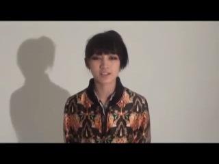 121014 miss A Jia послание для say A из Тайвани