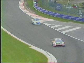 FIA GT 2004 Этап 7 Спа Франкоршам Обзор телеканала Спорт
