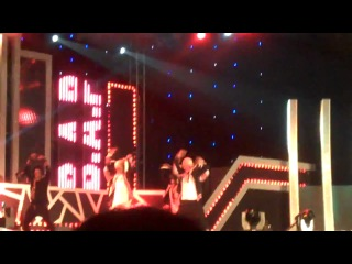 "[fancam] 121005 -""warrior"" @ 2nd chinese international students festival"
