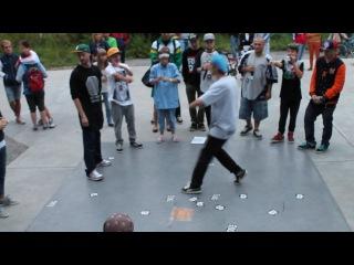 Amarock vs Sneg* Hip Hop 1x1* JAM4IK 4 0*
