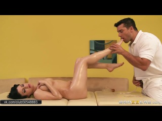 Oily tits and fuckable feet  sativa rose , ramon