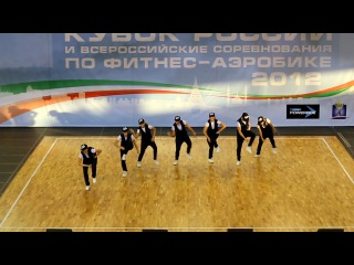 ЯросДАНС на Кубке  РОССИИ!!