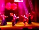 Восточный танец Турецкая лизгинка