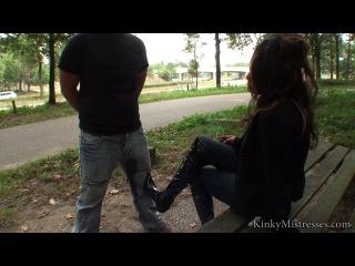''The public slave'' Лучшее ФЕМДОМ видео и фото в группе  и на сайте http://fem-dom