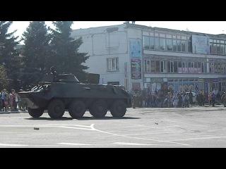 ✔ ОСОБОЕ МНЕНИЕ: . парад в Перевальске.-2