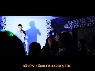 Isparta'da Türkiye Turkmen talyplarymyz bilen